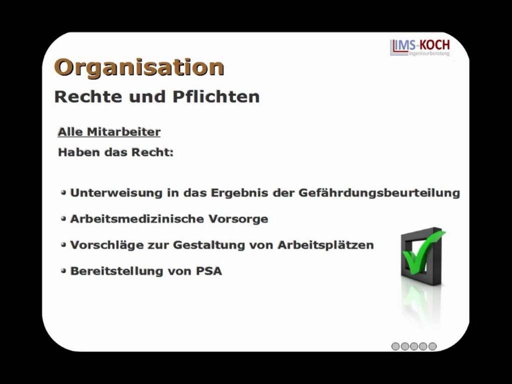 Unterweisung Arbeitssicherheit Arbeitsschutz Vortrag Powerpoint inside measurements 1440 X 1080