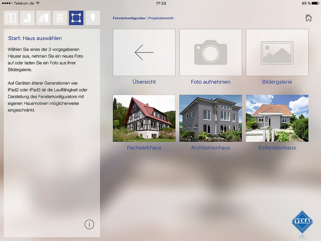 Veka Bietet Neue Fensterplaner App intended for dimensions 1024 X 769