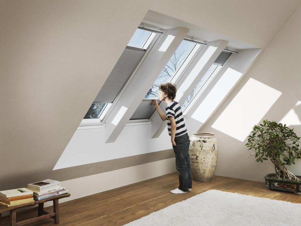 Velux Dachfenster Sk08 Excellent Jederzeit Frische Gefilterte Luft pertaining to size 1024 X 768