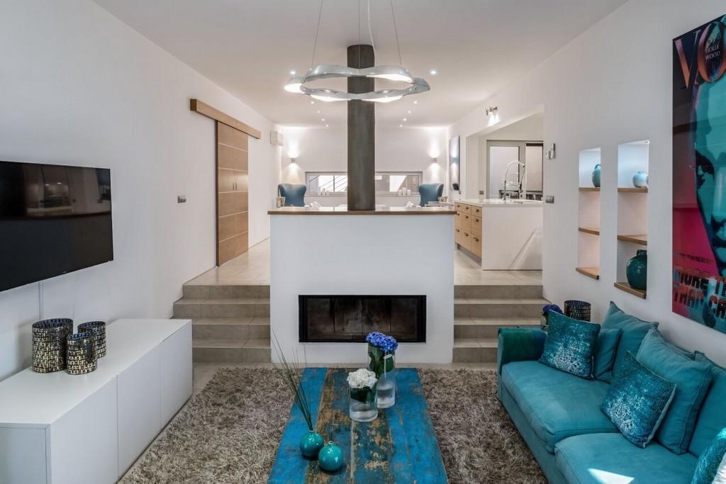 Villa Mar Azul Ferienvilla Mit Meerblick An Der Algarve Mieten intended for size 1280 X 854