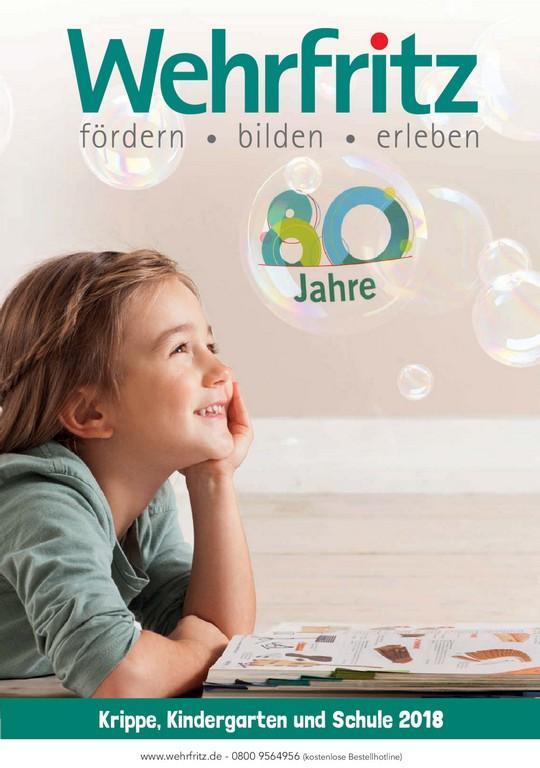 Wehrfritz Hauptkatalog 2018 Fr Krippe Kindergarten Und Schule regarding proportions 1280 X 1819