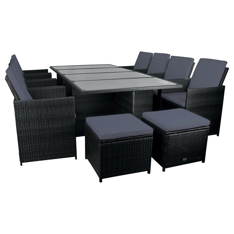 Wenzshopde Rattan Lounge Rattan Sitzgruppe Bahama Miweba Caribbian intended for proportions 1080 X 1080