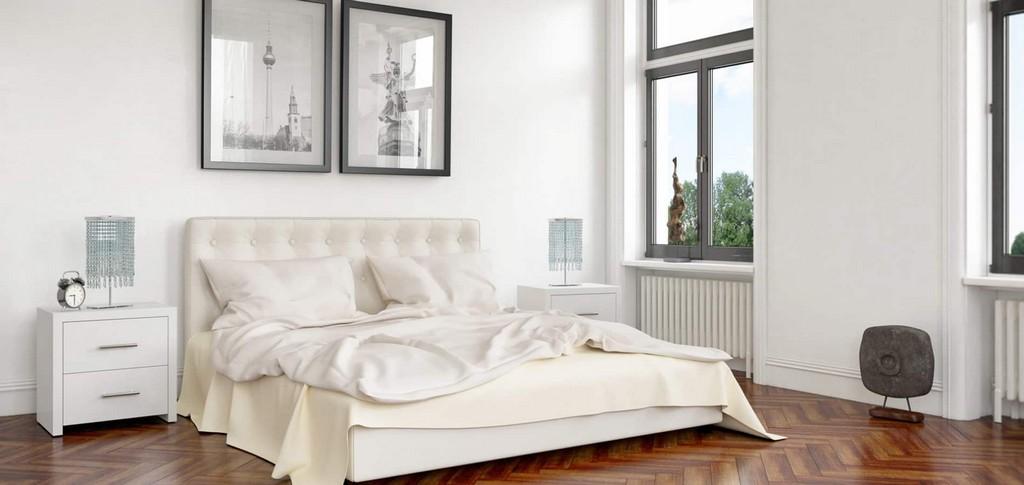 Wie Sie Ihr Schlafzimmer Fr Einen Gesunden Schlaf Gestalten Somnishop pertaining to size 1900 X 900