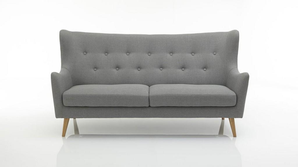 Wohnland Breitwieser 3 Sitzer Sofa Im Retro Stil Ein Bequemes with proportions 1199 X 674