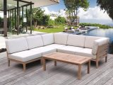 16 New Horizon Teak Gartenlounge Teaklandch within measurements 1500 X 1187