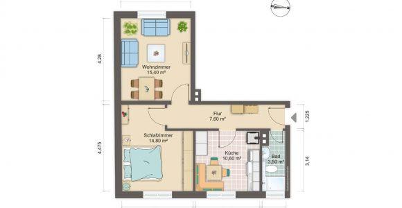 2 Zimmer Wohnungen Woge Bremerhaven Mehr Als Ein Dach Ber Dem Kopf for dimensions 1200 X 717