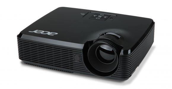Acer Projektoren Acer P1120 Svga Dlp Beamer pertaining to size 4668 X 2924