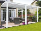 Alu Terrassenberdachung Hd 4 Wei Gartenhaus Kingde regarding dimensions 960 X 960