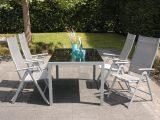 Aluminium Gartenmbel Set Padua Gartengarnitur Garten Sitzgarnitur pertaining to measurements 1500 X 999