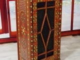 Antik Handbemalte Orientalische Kommode Schrank Afghanistan Cabinet in size 1500 X 2000