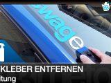 Aufkleber Vom Auto Entfernen Aufkleber Auto Entfernen Scheibe Auto regarding dimensions 1280 X 720