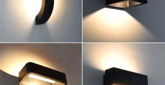 Aussenleuchte Rund Led Wandleuchte Auaenwandleuchte Upampdown Lampe with size 1600 X 1600
