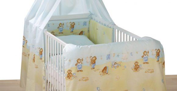Baby Bettwäsche Set Mit Himmel Und Nestchen Günstig Archives Haus