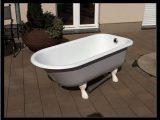 Badewanne Freistehend Gebraucht Elegant Bild Von Badewanne Mit Fen in proportions 1024 X 781