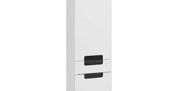 Badezimmer Hochschrank Select In Wei Hochglanz Pharao24de intended for measurements 1000 X 1000