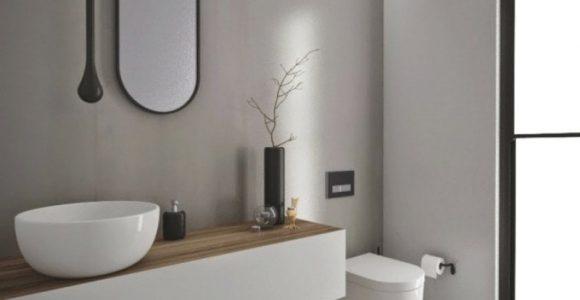 Badezimmer Ohne Fliesen Bilder Und Amazing 4 Modernes Bad 2 Images inside size 800 X 1066