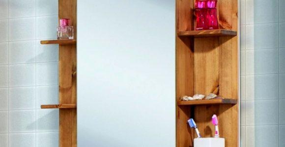 Badezimmer Spiegelschrank Aus Holz Fr Das Haus Bridger Homes regarding proportions 1024 X 1024