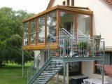 Balkon Terrasse Bauen Kosten Ideen Aus Stahl Dirk John Haus within size 2273 X 1685