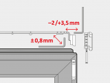 Balkontr Einstellen Anleitung Balkontren Justieren intended for measurements 1108 X 714