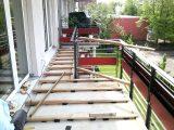 Bankirai Terrasse Bauen Einen Pflanzk Bel Bangkirai Selbst intended for measurements 1600 X 1200
