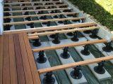 Bauanleitung Fr Holzterrasse Unterkonstruktion Verlegen for size 810 X 1080