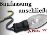 Baufassung Anschlieen Lampe Anschlieen Wie Erklrt Von M1molter pertaining to dimensions 1920 X 1080
