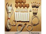 Bausatz Lichterkette Schwibbogen Beleuchtung 7 Flammig Ac Holzkunst pertaining to size 1000 X 800