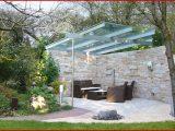 Berdachung Terrasse Glas 97182 Garten Berdachung regarding measurements 1900 X 850