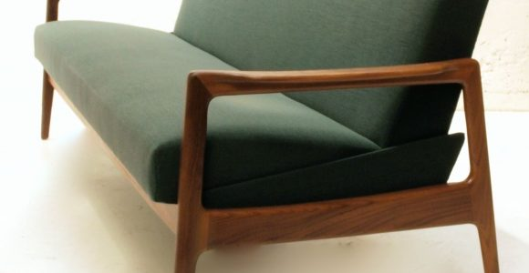 Bettsofa Sofa Dnisches Sofa Secondhand Vintage Couch with proportions 1465 X 1465