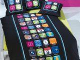 Bettwsche Garnitur My Phone Baumwolle Kaufen Angela Bruderer inside size 1352 X 1592