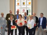 Bezirksregierung Mnster 40 Jahre Im Schuldienst Lehrkrfte Geehrt intended for proportions 4928 X 3264