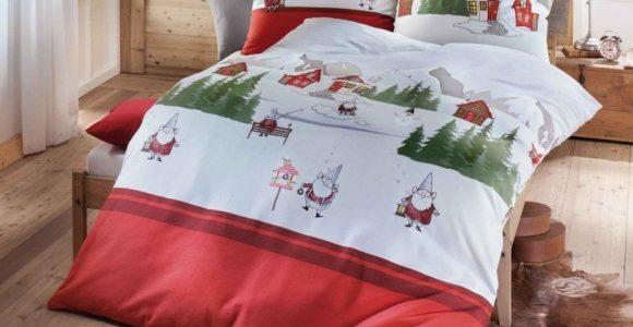 Biber Bettwsche Fr Weihnachten 135×200 155×220 In Rot Von throughout dimensions 816 X 1020