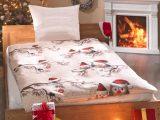 Biber Bettwsche Weihnachts Eule 160 X 210 Cm Natur Jysk inside measurements 960 X 960