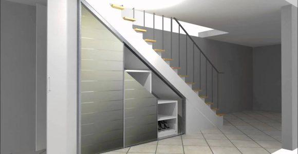 Cabinet Einbauschrank Zur Nutzung Von Stauraum Unter Einer Treppe intended for measurements 1920 X 1080
