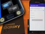Change The Keys Backlight Timeout On Samsung Galaxy S7galaxy Button regarding size 1680 X 952