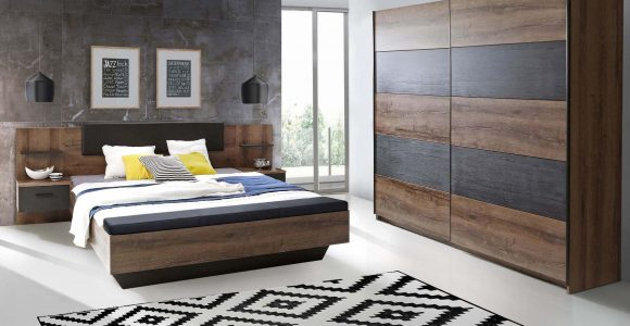 Chilly Schlafzimmer Von Forte Eiche Nachbildung Mbel Letz Ihr in proportions 2136 X 1370