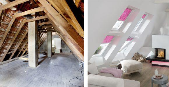 Dachboden Ausbauen Dachausbau Ideen Bauende regarding proportions 6030 X 2000