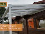 Das Update Fr Ihre Terrasse Terrassendach Bausatz Wei Oder with size 1280 X 720