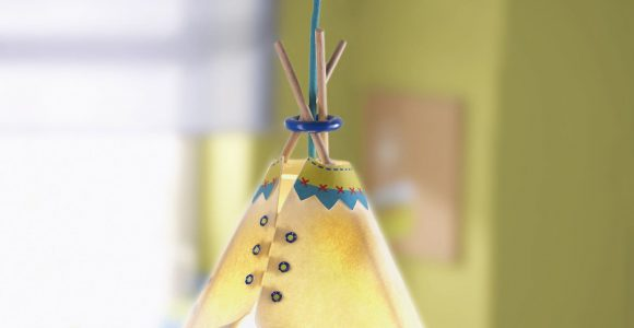 Deckenleuchte Kleiner Huptling Diese Lampe Ist Perfekt Fr Alle throughout measurements 1653 X 2126