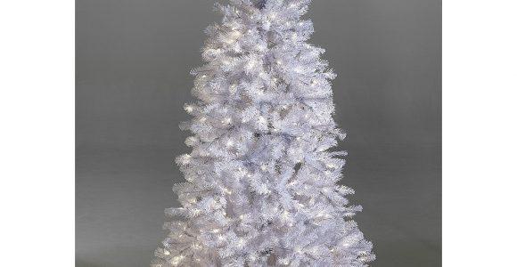 Deko Weier Weihnachtsbaum Mit Led 180 Cm Dekoration Bei Dekowoerner inside size 1000 X 1000