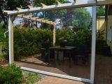Der Flexible Windschutz Fr Ihre Terrasse Zum Werkspreis intended for proportions 1200 X 798