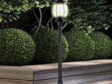 Design Standlampe Terrassen Beleuchtung Antik Garten Schwarz Lampe intended for sizing 1000 X 1000