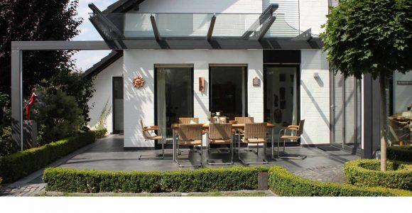 Die Idee Filigrane Freitragende Terrassendcher Glasdach Und in dimensions 1600 X 800