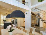 Die Lichtgalerie Ber Dem Esszimmer Ist Das Schlsselelement Im Wohn regarding dimensions 1340 X 1920