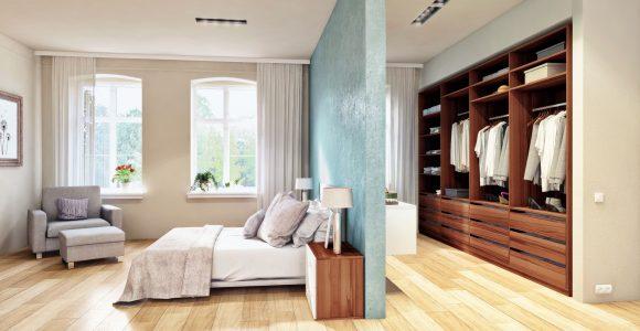 schlafzimmer mit begehbarem kleiderschrank grundriss ...