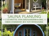 Die Sauna Im Garten Tipps Und Tricks Rund Um Die Planung Zum pertaining to measurements 735 X 1102