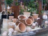 Edle Terracotta Und Garten Accessoires with dimensions 1204 X 903