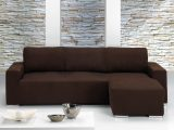 Elastische Husse Fr Sofa Mit Ottomane Armlehne Kurz Niger with regard to measurements 1000 X 800
