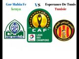 Esperance Tunis Tun Vs Gor Mahia Ken Caf Ligue Des Champions 07 for dimensions 1280 X 720