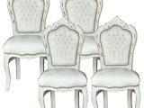 Esszimmersthle Weiss Barockmbel Antik Stil Sitzgruppe 4 Barock throughout size 1600 X 1600